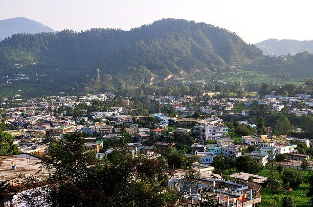 Pithoragarh View