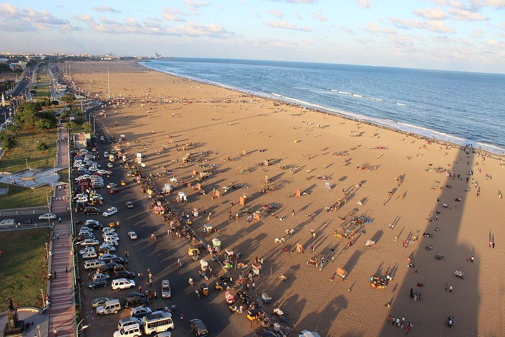 Пляжный отдых в ченнаи