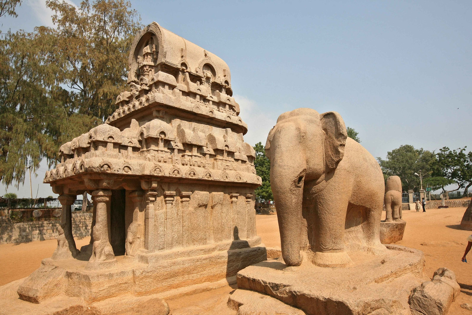 Group of Monuments at Mamallapuram