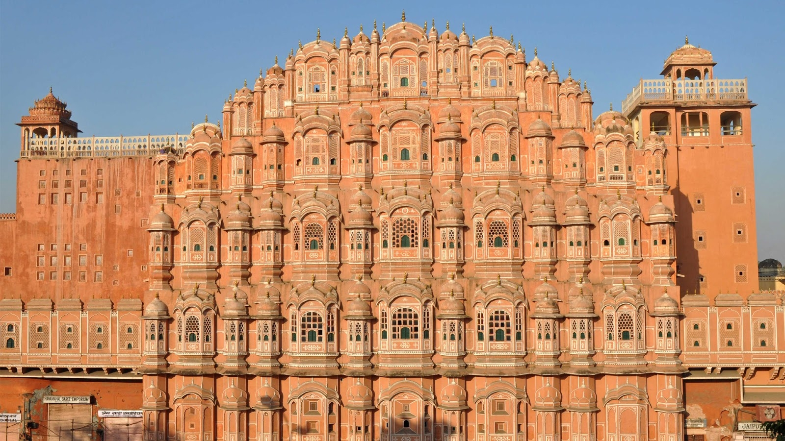 Hawa Mahal or Palace of Winds