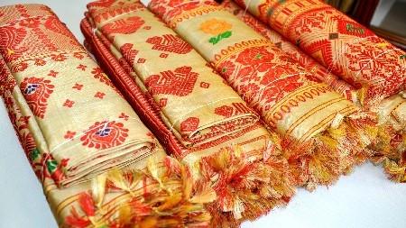 Travel Idea India Destinations Sualkuchi