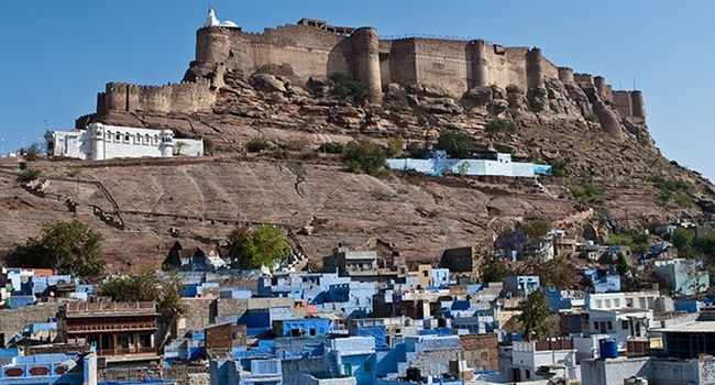 Jodhpur, The Blue City Of Rajasthan