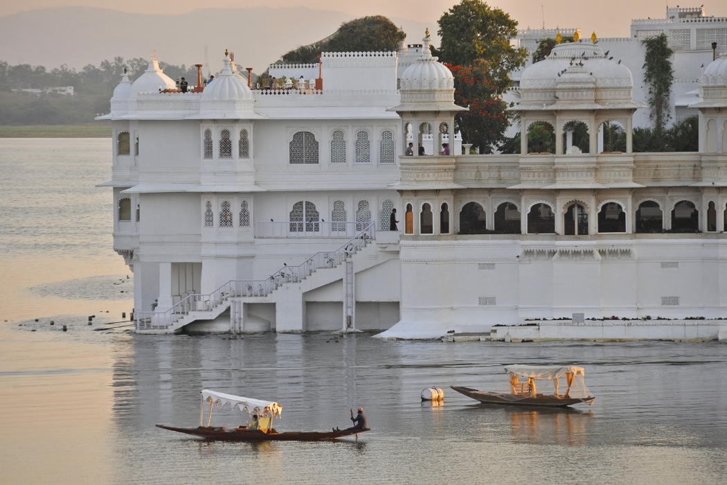 Udaipur, The White City Of Rajasthan