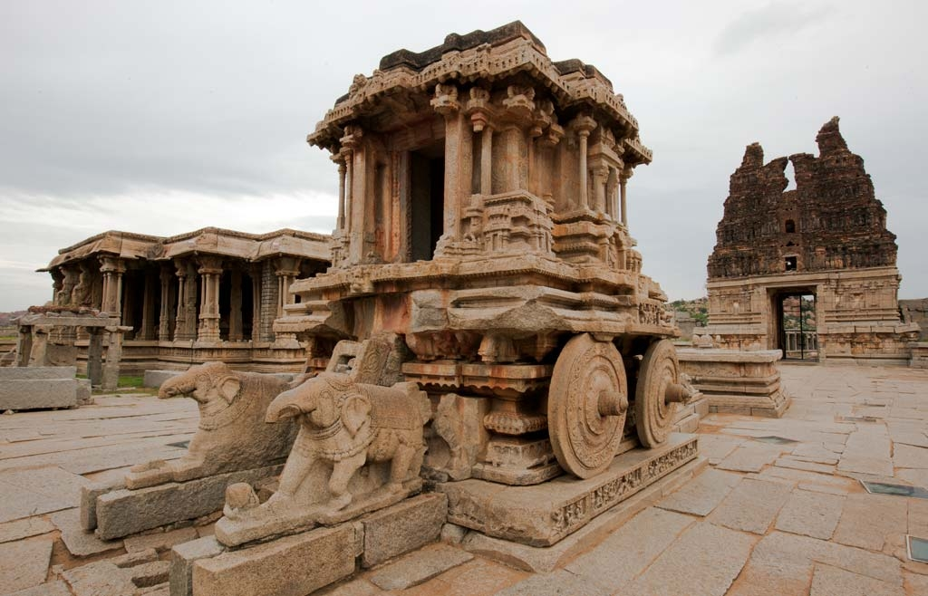 Hampi, UNESCO World Heritage Site