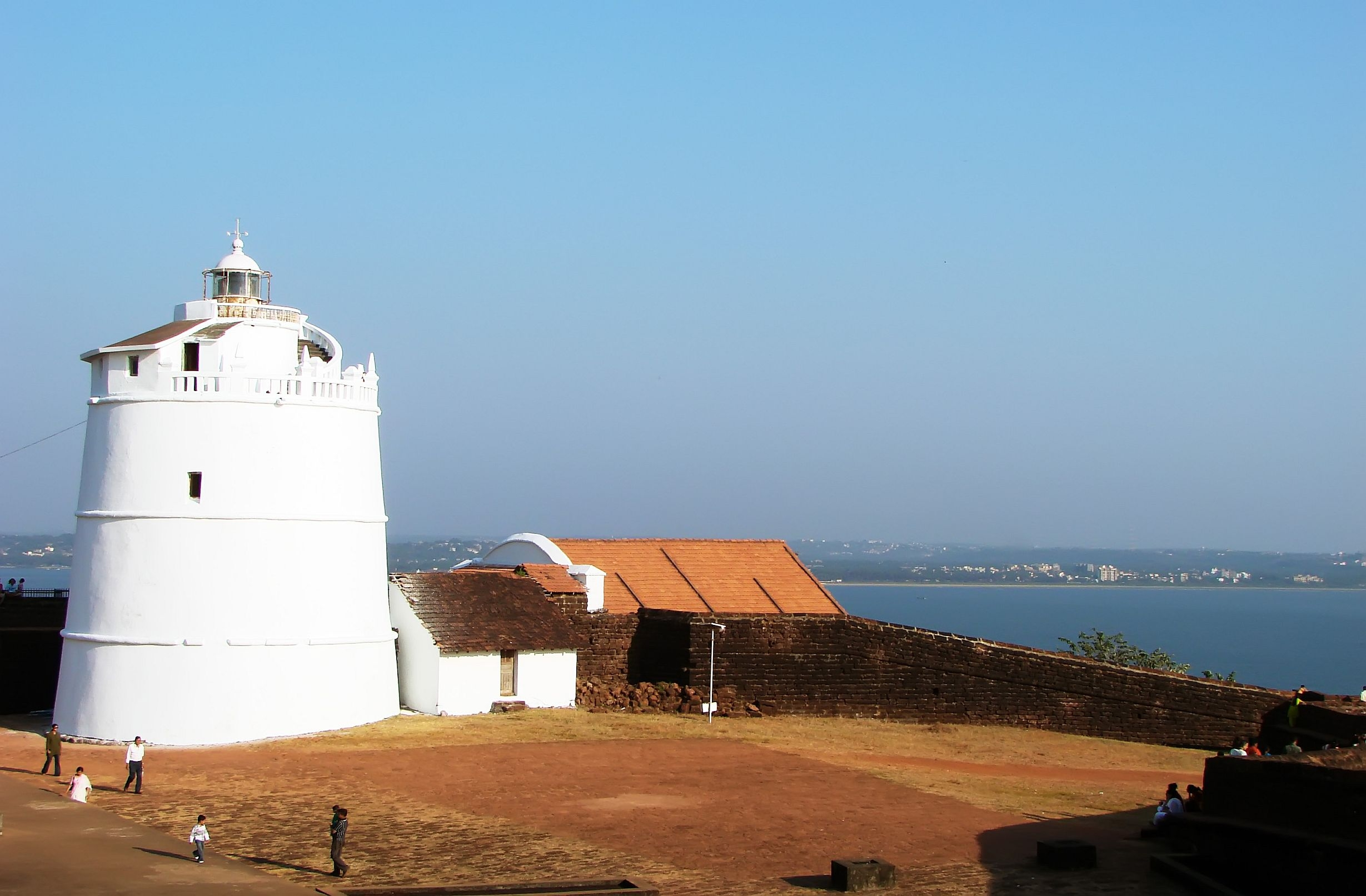 Fort Aguada Lighthouse, Candolim