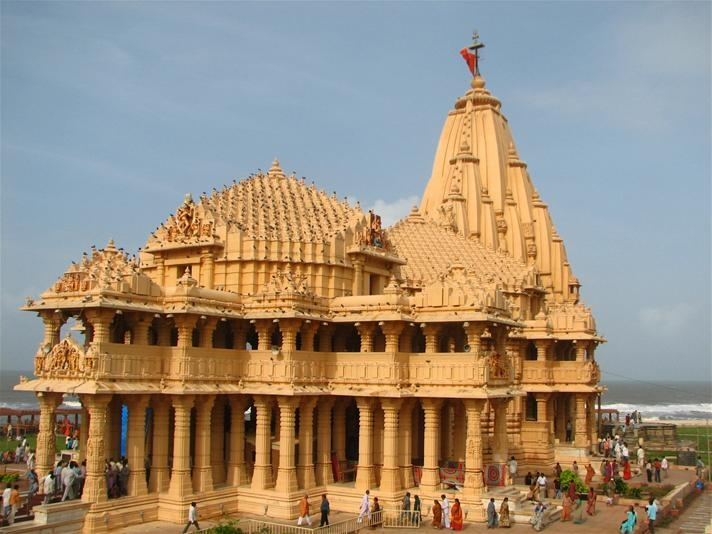 Somnath Temple, Western India