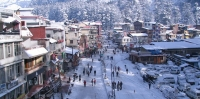 Manali in Winter