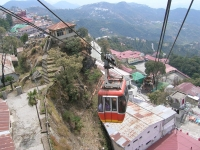 Cable Car in Mussoorie