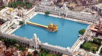 Harmandir Sahib or the Golden Temple