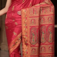 Balucheri saree