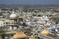 Panoramic View of Udaipur