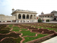 Red Fort Gardens