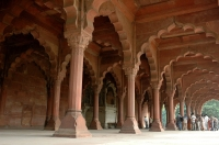 Red Fort Complex in Delhi