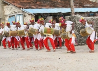 Lava Dance, Traditional Dance of Lakshadweep Islands