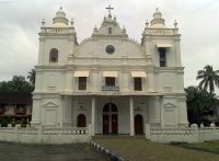 The Our Lady of Gloria Church, Varca
