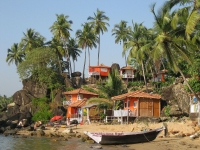 Palolem Beach, South Goa