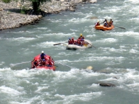 White River Rafting, Northern India